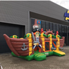 Springkussen piratenboot 6x4